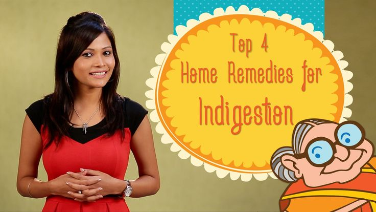 Heartburn & Indigestion - Top 4 Ayurvedic Home Remedies to Cure Acid Re-...