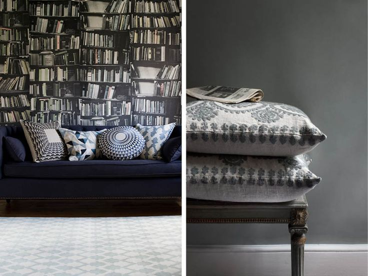 Style tips with Grey Cushion Covers