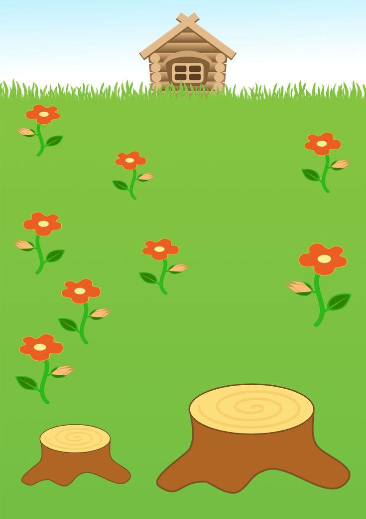 Дорожки к бабушкиному дому - игра