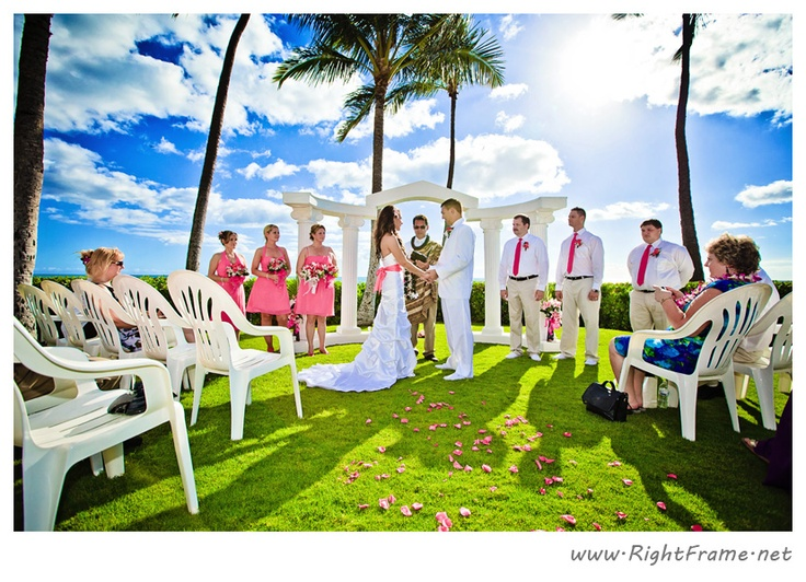 Beach Wedding Ceremony Oahu: 1000+ Images About Oahu Weddings On Pinterest