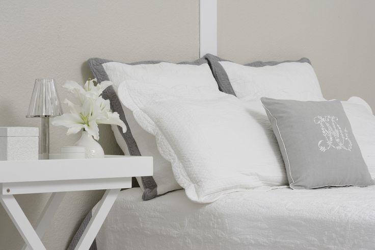Time to freshen up your bedroom and bathroom?  Explore our top picks on the blog: whiteport.blogspot.com.au