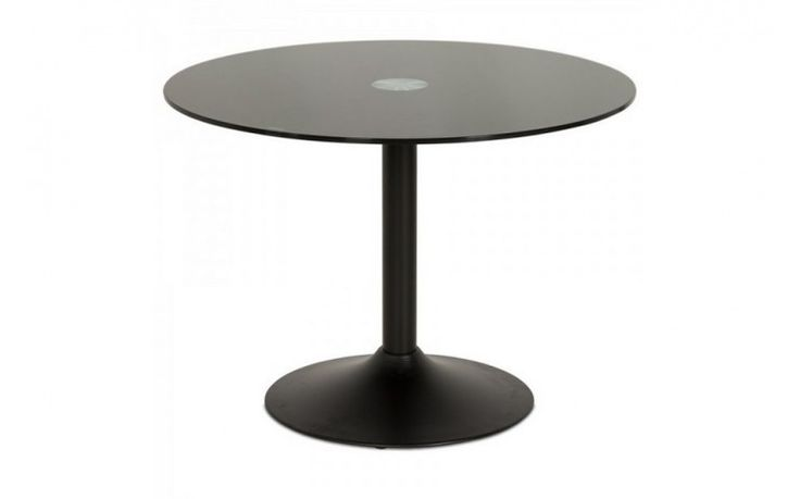 1000 ideas about table ronde en verre on pinterest - Table ronde chaises ...