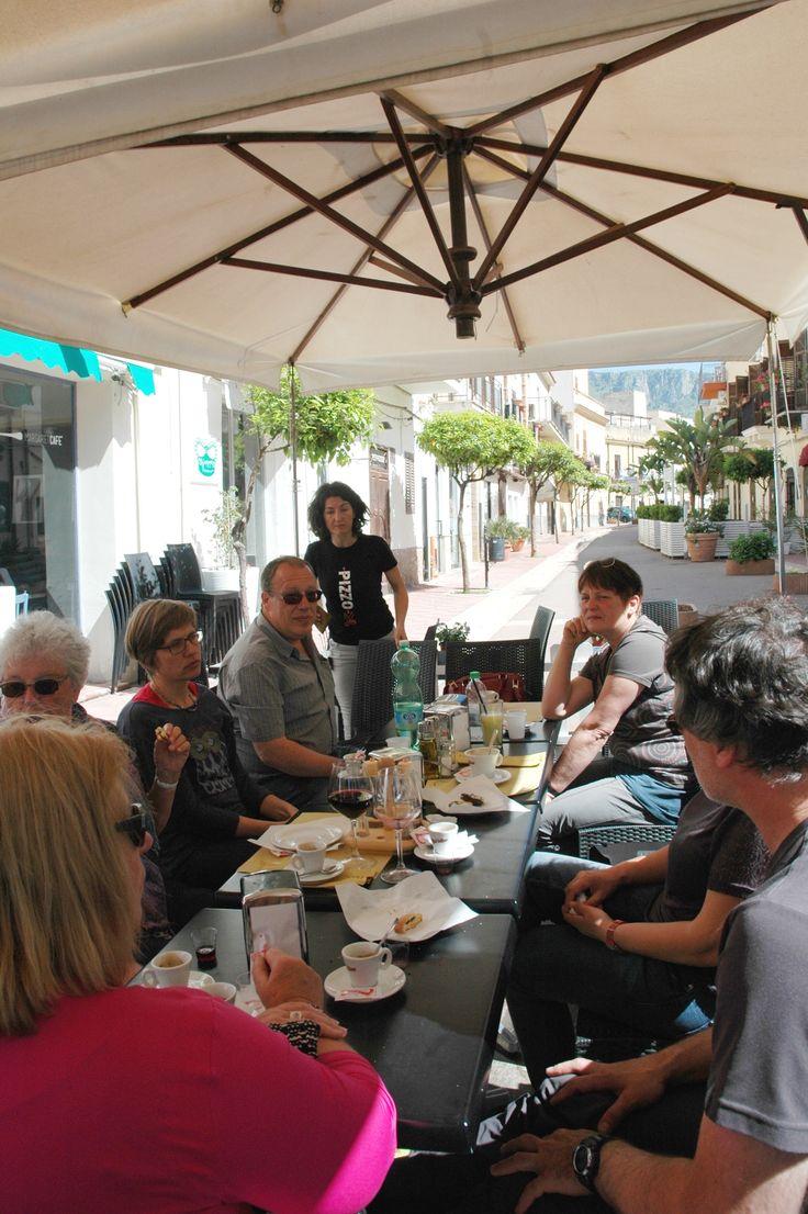 Margrets Café, schutzgeldfrei, Terrassini