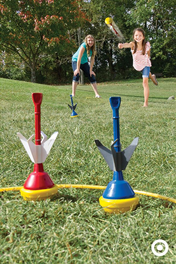 The Majik Lawn Darts/Bocce Combo set offers two games in one: classic lawn darts or a new twist on the game, bocce darts. Pick up a set and get your family and friends outside for fun in the sun and some great game action.