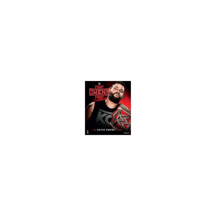 Wwe:Fight Owens Fight Kevin Owens Sto (Blu-ray)