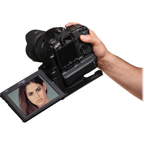 Dot Line SWIVI External Monitor for DSLR. Free Shipping and 14 Days Money Back Guarantee. Humidity10-90%. Resolution800x600. Aspect Ratio4:3. Brightness350cd/UF. Contrast Ratio500:1. InputsMini HDMI. OutputsHDMI. Power<3W. Working Temperature32-104°F (0-40°C).
