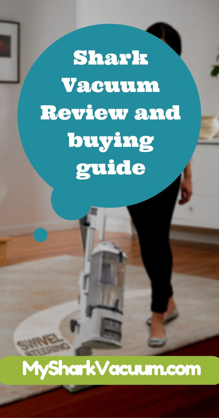 Shark vacuum review and buying guide  #sharkvacuum #mysharkvacuum #vacuumCLeaner http://www.cleaningwife.com/product-category/canister-vacuums/