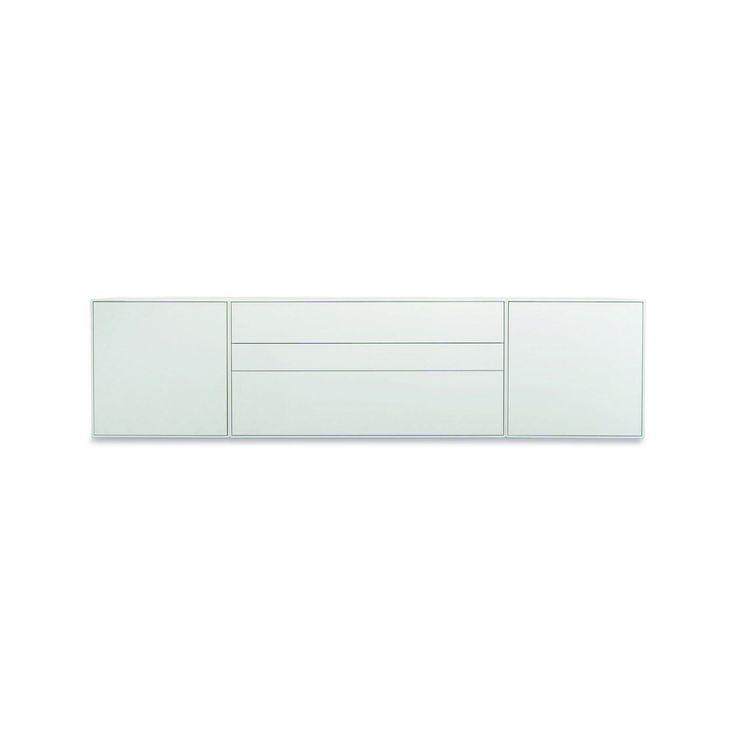 New now by H lsta Sideboard Easy Wei Holz Jetzt bestellen unter http