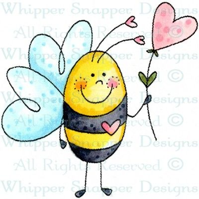 SNAIL MAIL FLIP BOOK INSPIRATION - Bee in Love