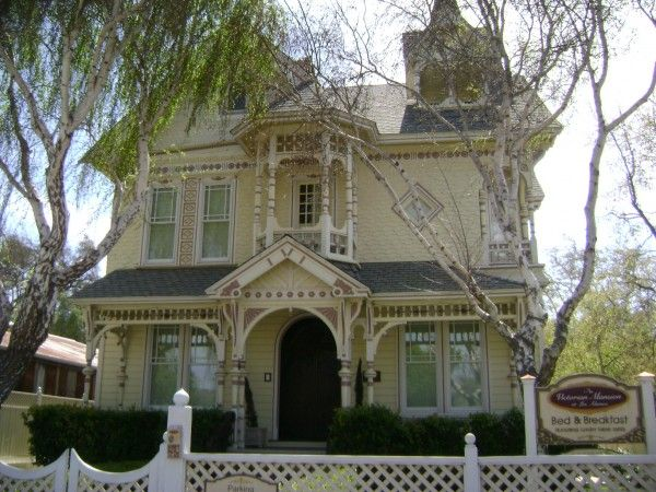 88 Best Images About Santa Barbara Victorian Houses On
