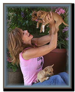 Linda Blair.   The Linda Blair WorldHeart Foundation is devoted to the loving care and rescue of animals throughout Los Angeles.