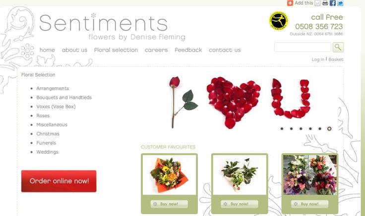 online store for Ellerslie Flower Show winner Denise Fleming