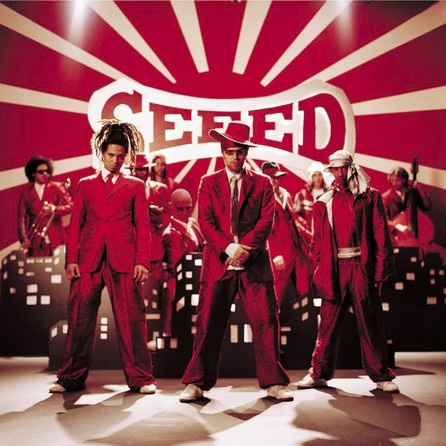 Seeed! of course. BERLIN!