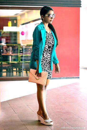 The Broke Chica: Summer Jacket