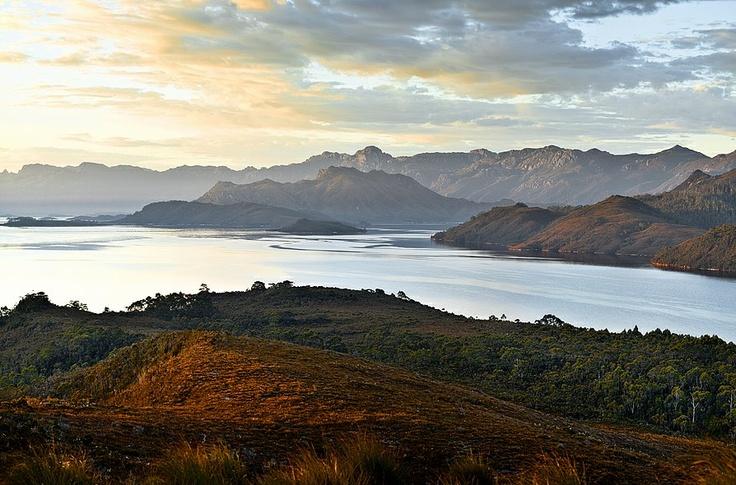 Lake pedder Aus