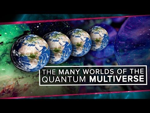 The Many Worlds of the Quantum Multiverse : Conscious Life News