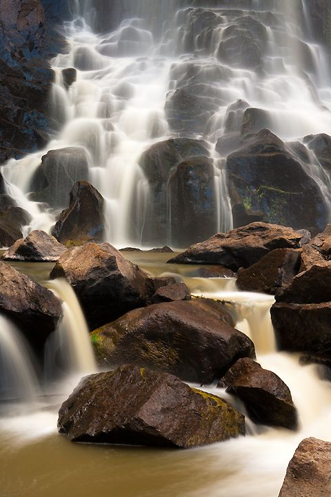 Sotheby's Clear Creek Falls ~ Creede, Colorado