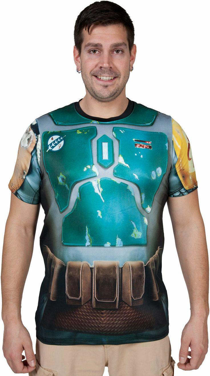 Boba Fett Costume Shirt