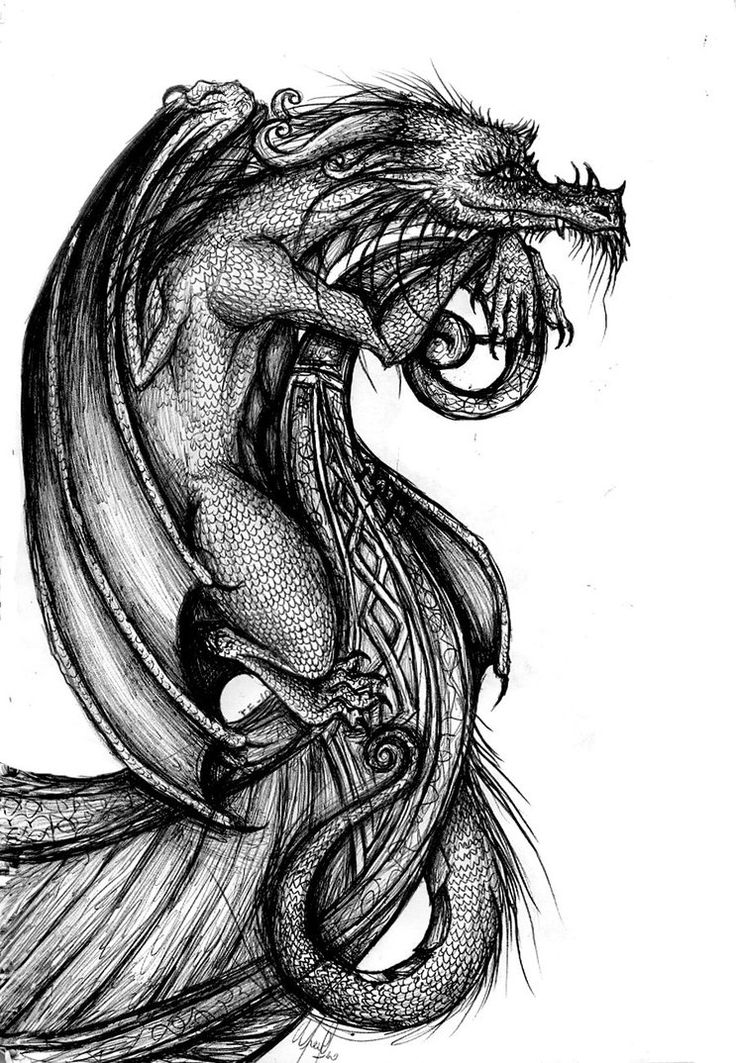 Norse dragon deviantART: More Like Norse mythology tattoo design Fenrir detail by ~Tattoo-Design/ wow, wow, wow!!!
