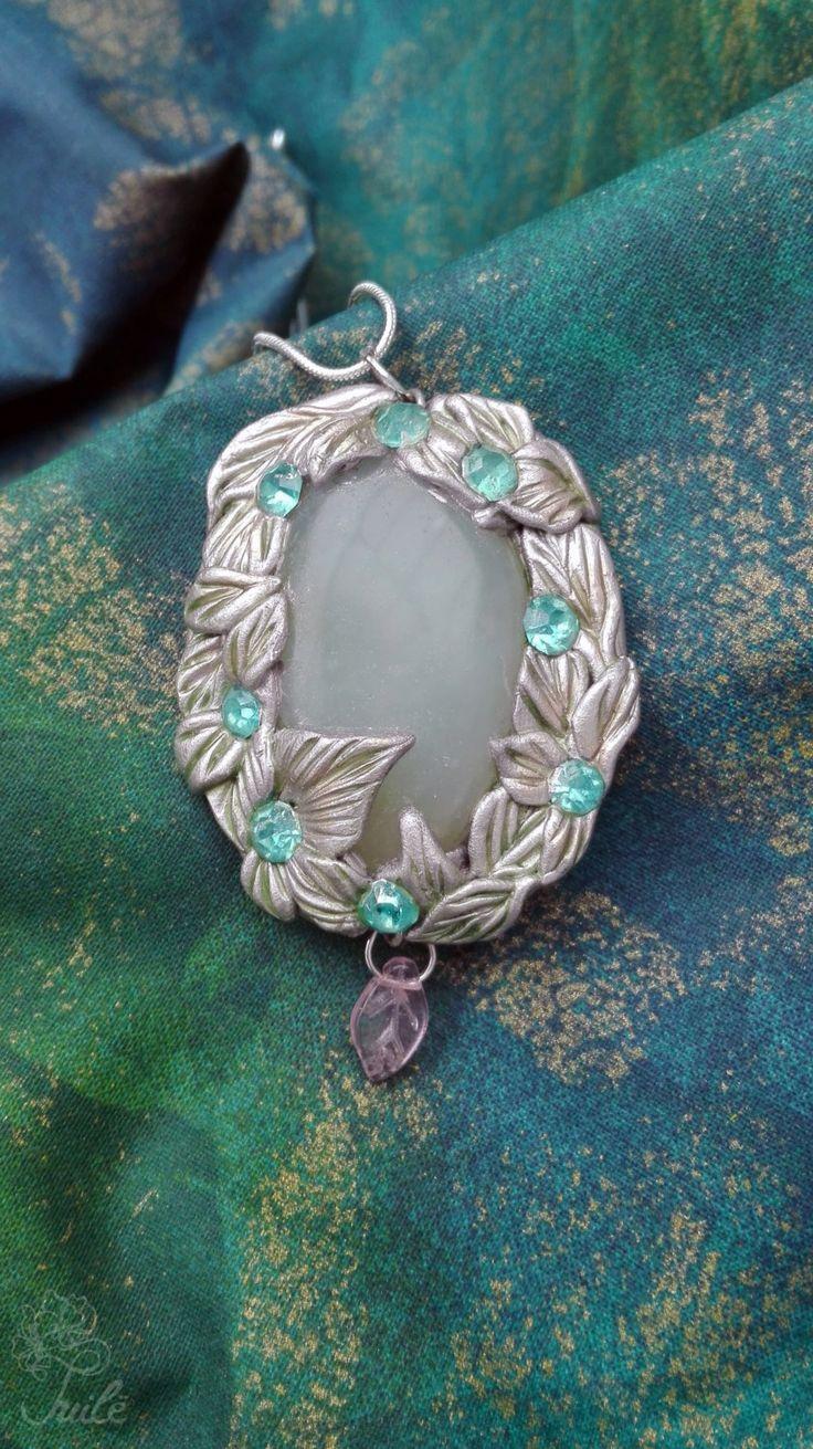 Jade Wreath by Tuiledesign on Etsy