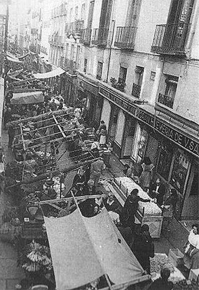 """La Plaza de Olavide: """"Malasaña"""" de Carlos Osorio. La historia de un viejo barrio de Madrid Mercado libre Corredera de San Pablo"""