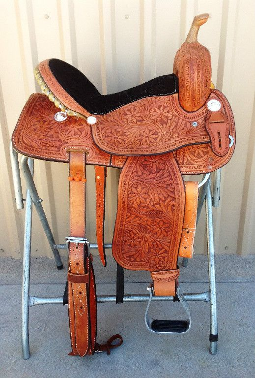 Corriente Barrel Saddles