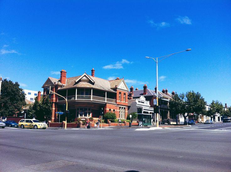 Austrailia. Geelong city