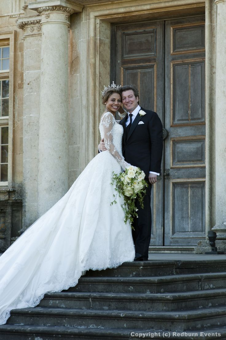 Lady weymouth wedding