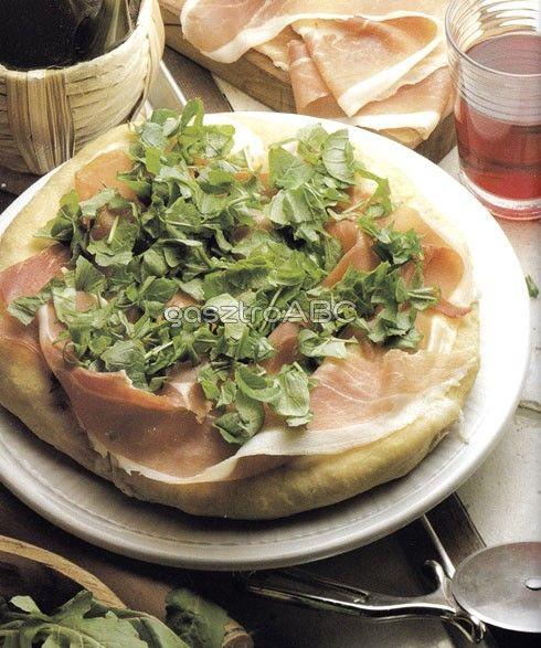 Pármai pizza | Receptek