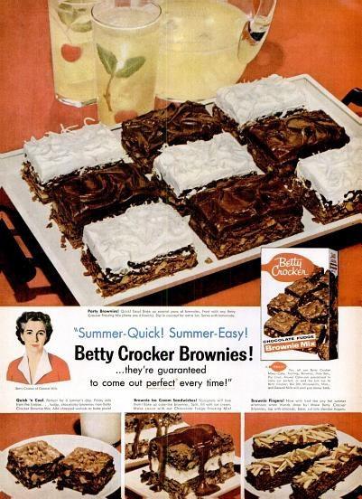 How To Make Betty Crocker Cake Mix Into Brownies