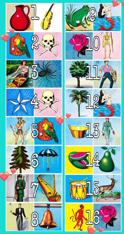 Pin by Dinah Hernandez on LoteriaMissvaleriedee in 2020