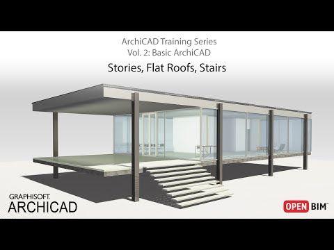 ArchiCAD Training Series Vol.2: Basic ArchiCAD 4/7 - YouTube