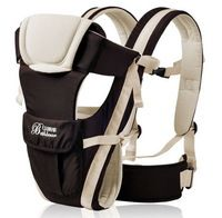 0-30 Months Cotton Breathable Multifunction Baby Carrier Infant Toddler Hip Seat Rider Backpack Sling Newborn Kangaroo Pouch