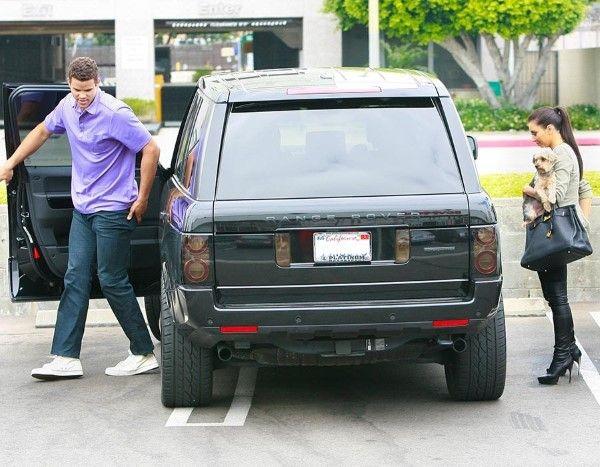 Range Rover (© Rex Features)