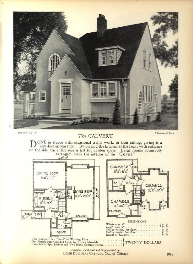 624 best Vintage House Plans images – Sm House Plans
