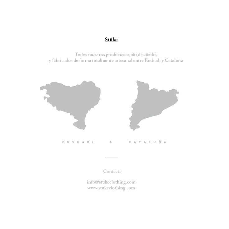 Stüke from Basque Country & Made in Barcelona
