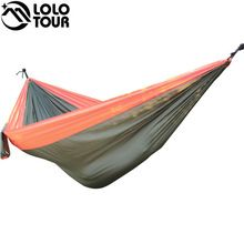 Ultra-Large 210T Parachute Hammock Double 2 Person Travel Camping Survival Tree Sleeping Hamaca Terrace Garden Furniture Rede //Price: $US $23.97 & FREE Shipping //     #hashtag3