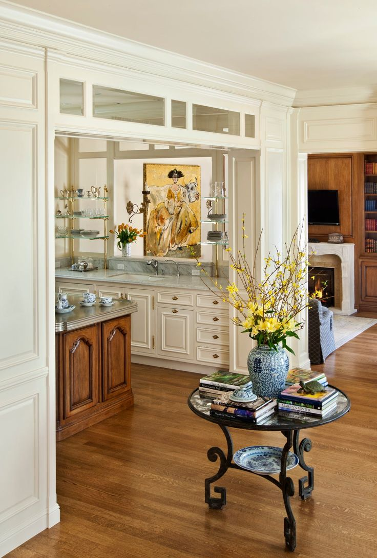 Denver Manor House Kitchen TraditionalNeoclassical By Linda L Floyd Inc Interior Design