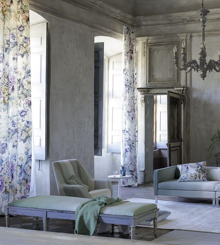 Interior Design Classic Vintage