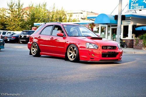 Subaru WRX Wagon STi