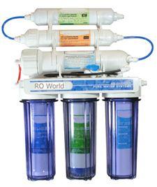 6 Stage 50 Gallon Per Day RO Unit + di