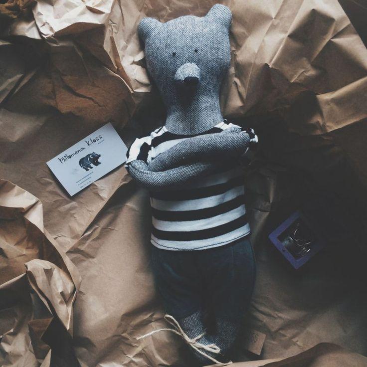 Мечты взрослых и детей игрушки Philomena Kloss (1)
