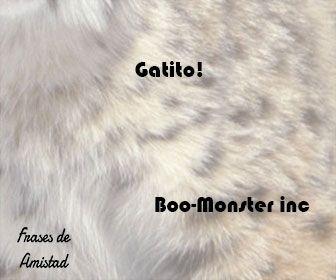 Frases de peliculas infantiles de Boo-Monster inc