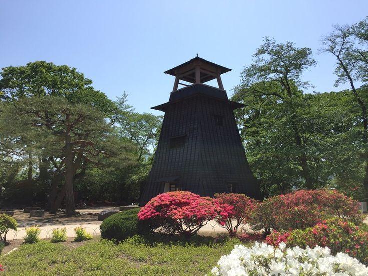 沼田城の鐘楼