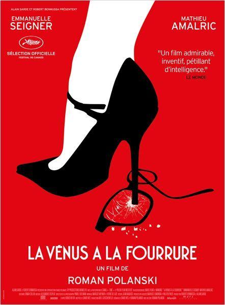 La Vénus à la fourrure directed by Roman Polanski