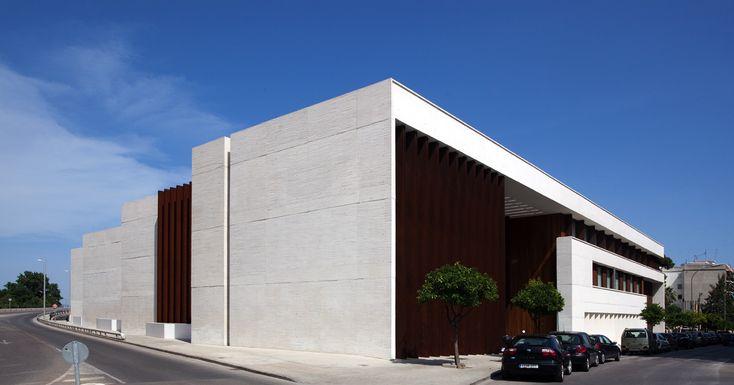 Gallery of Seniors Residence and San José Chapel / Peñín Architects - 2