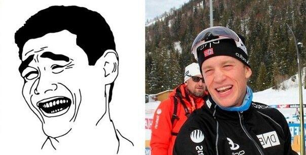 Tarjei Boe (NOR), biathlon ;D