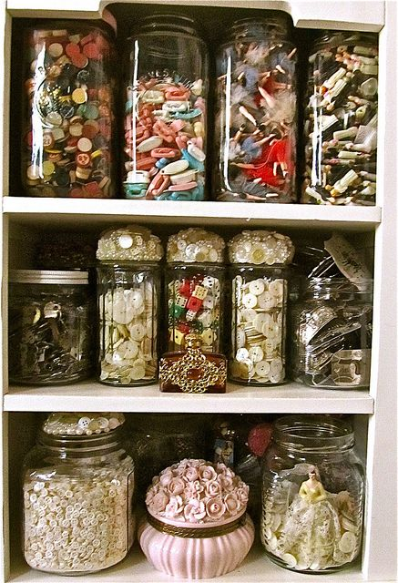 jars of button love