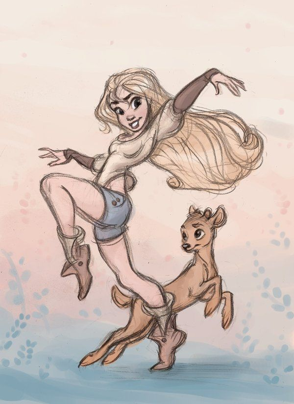 Lynn and Dallas by WillowWaves.deviantart.com on @deviantART