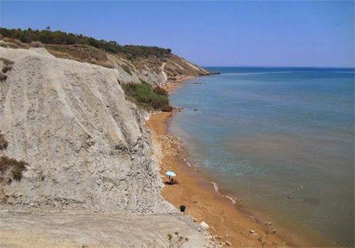 Isola Capo Rizzuto Calabria Italy Ionio Sea